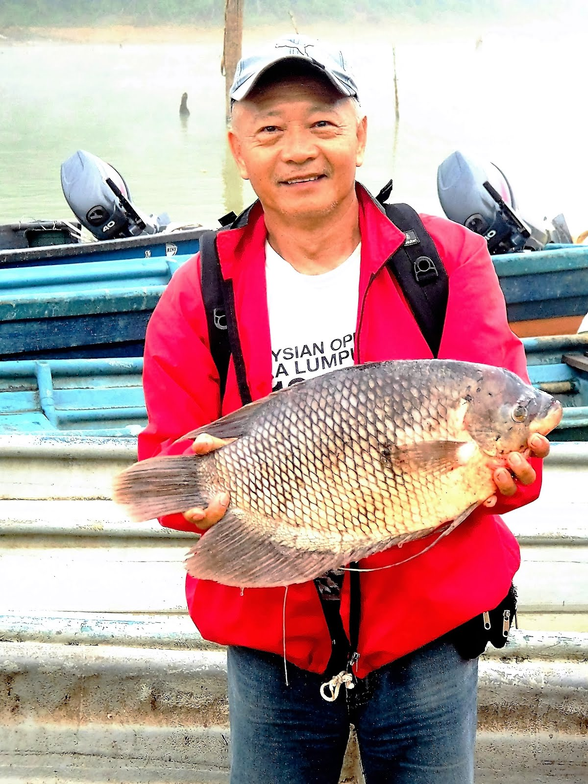 Temenggor Lake Fishing Trip