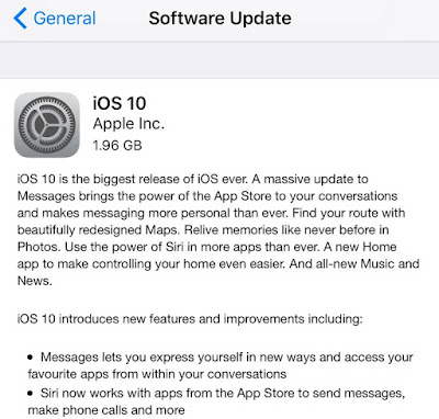 Easy Guide To To Install iOS 10 on iPhone 5S or iPhone 6 Without PC
