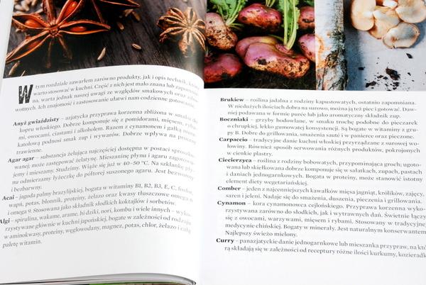 Indeks produktów i technik kulinarnych