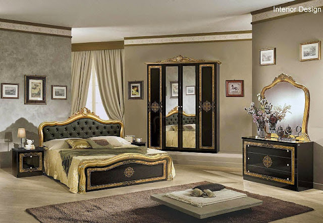 Italian Bedrooms With Touches Of The Most Famous Italian Designers 6
