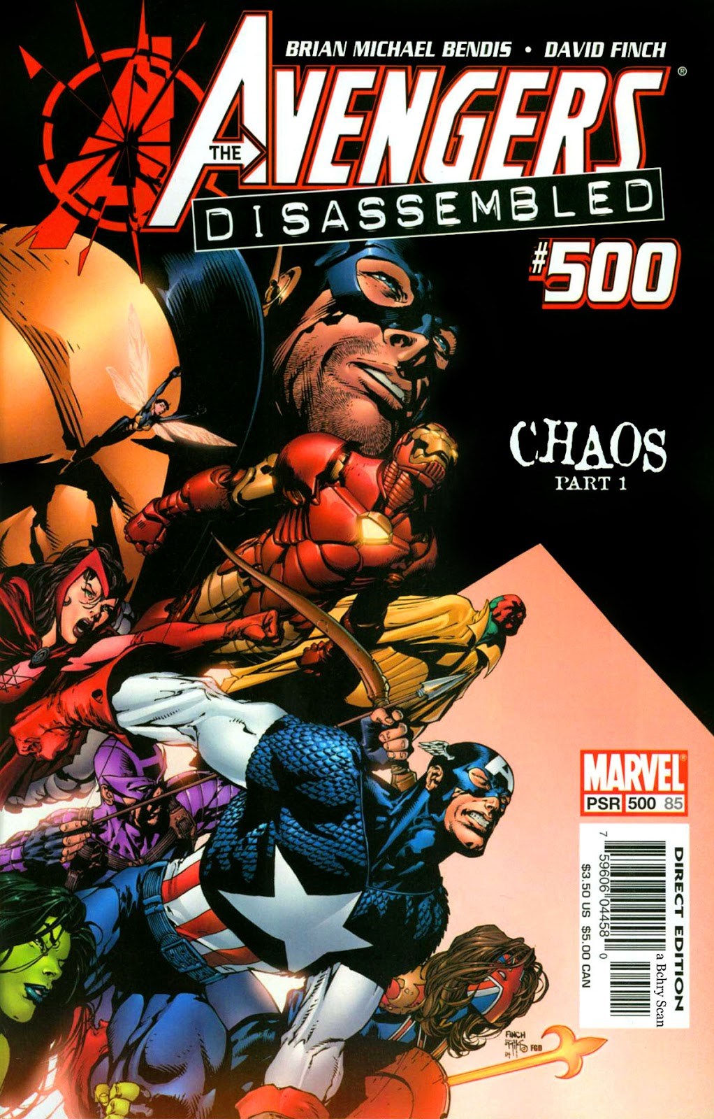 comic avengers disassembled bahasa indonesia  arasu ramusu