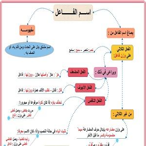 عبدالمعز صفوت درس اسم الفاعل للصف الثالث