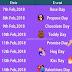Valentine Day List 2019 Image Download - Valentine Day All Day List 2019