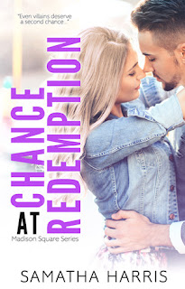 A chance at redemption by Samantha Harris