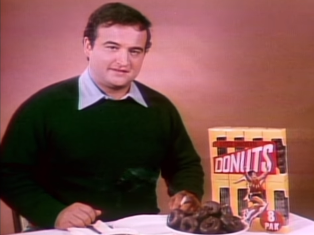 John Belushi - Little Chocolate Donuts