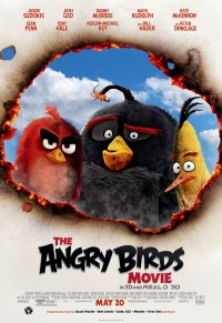 Angry Birds (2016) Hindi Dubbed DVDScr 350MB