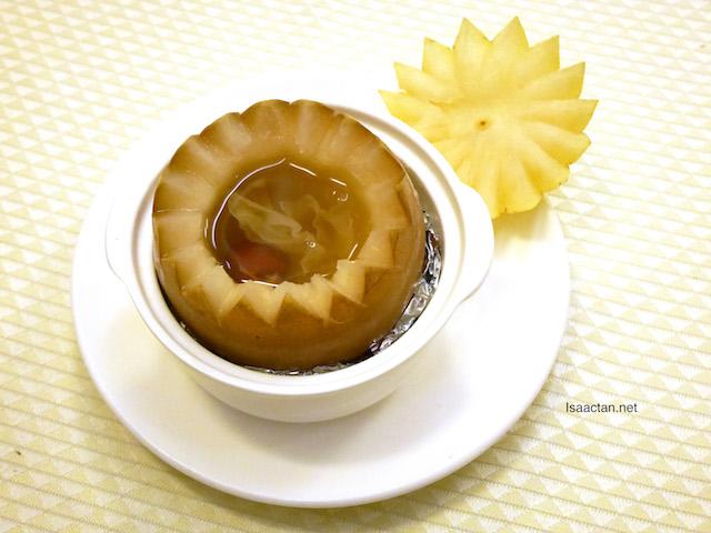 Double-boiled Tian Shan Xue Lian