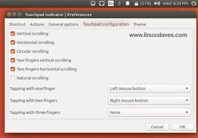 Disable Touchpad on Typing in Ubuntu Linux