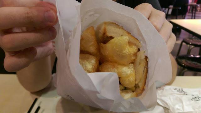 【台北美食】排隊中式早午餐,阜航豆漿店