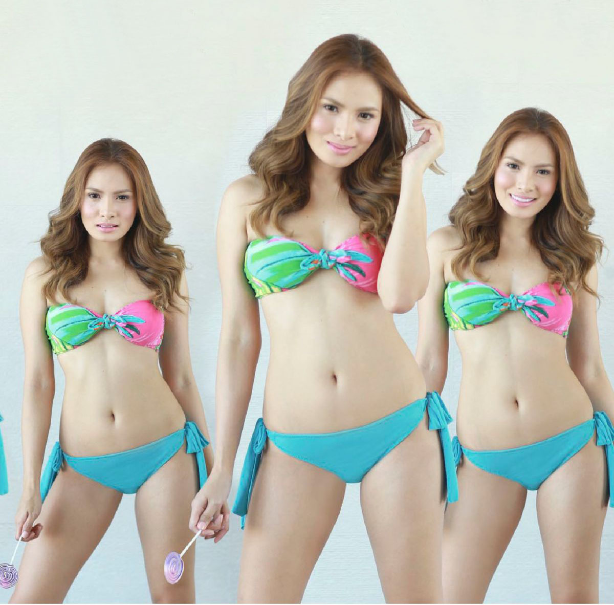 arny ross hot bikini photo