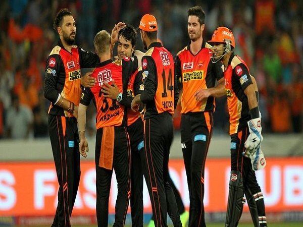 IPL 2017 : Sunrisers Hyderabad vs Royal Challengers Bangalore - SRH win by 35 runs