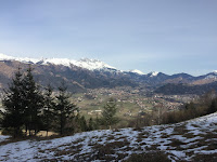 A Short Hike in Clusone