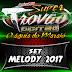 CD (MIXADO) SUPER TROVÃO 2016 MELODY DEZEMBRO MIXAGENS DJ MANOEL JÚNIOR