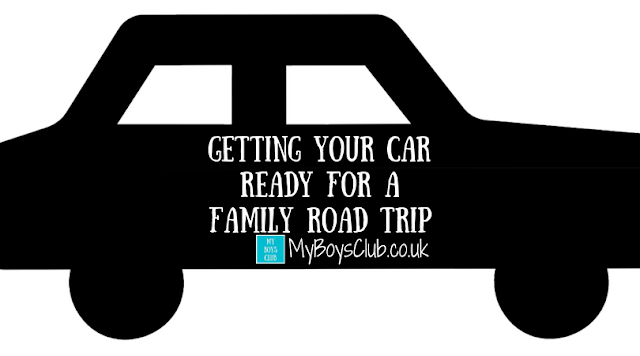 Getting Your Car Ready For A Family Road Trip