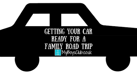 Getting Your Car Ready For A Family Road Trip (AD)