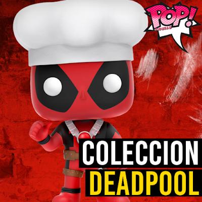Lista de figuras funko pop de Funko POP Deadpool