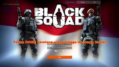 Black Squad Cheater PKL