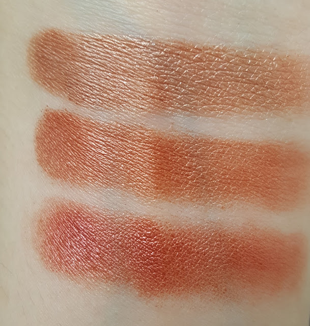 Nyx Cosmetics Hot Singles Tekli Farlar | Stiletto, Fancy That, Show Girl, Heat