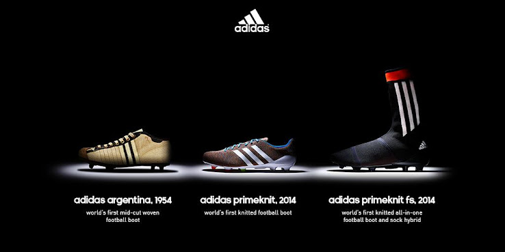 Adidas Primeknit FS Released - The First all-in-one football boot ... d4c0b126e