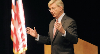 'This Is Not My Party': George Will Goes From GOP To Unaffiliated