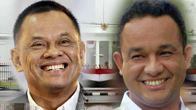Prabowo Disarankan Usung Paket Gatot-Anies di Pilpres