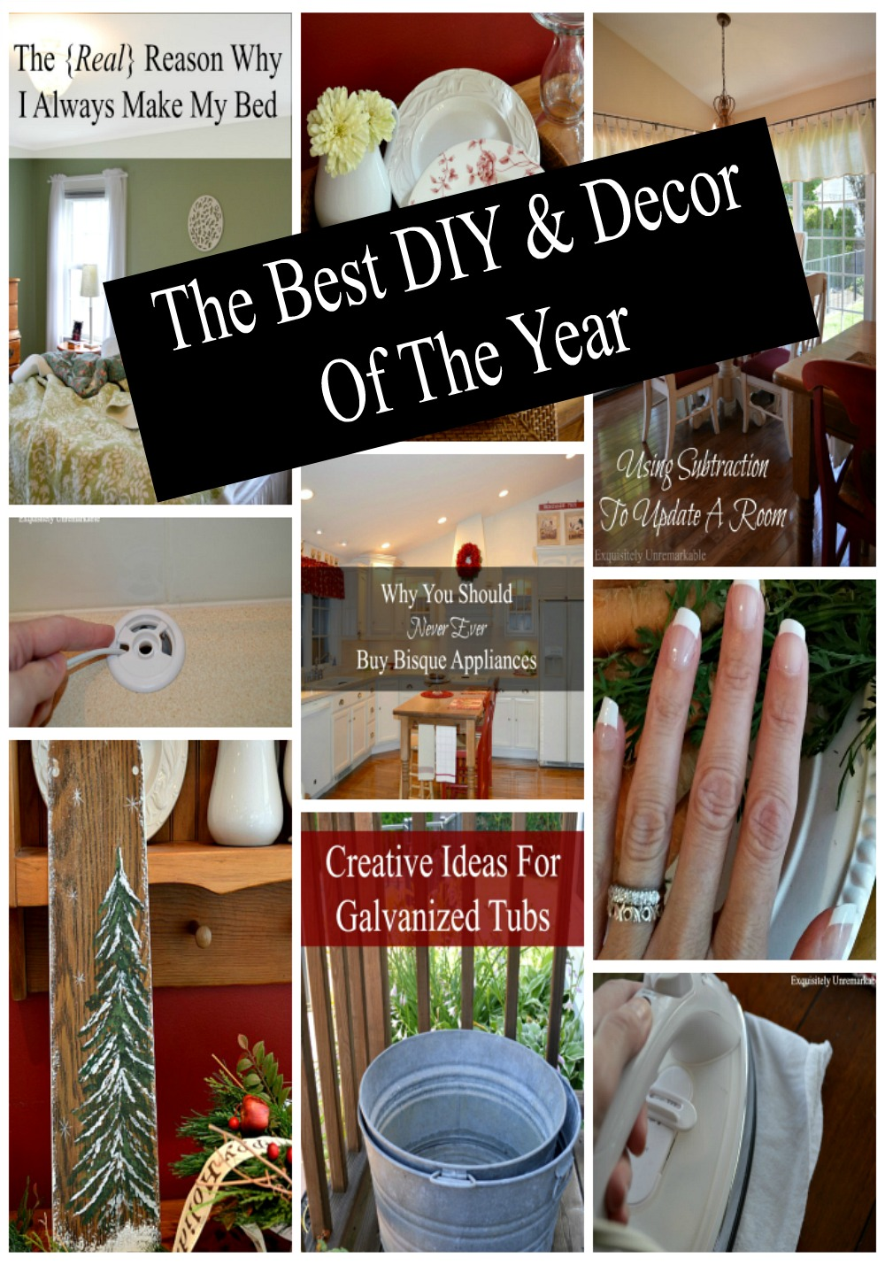 The Best DIY & Decor Ideas Of The Year
