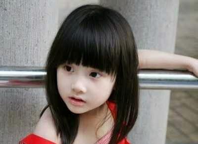 Model rambut terbaru anak
