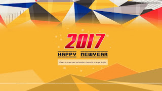 New Year Greeting love