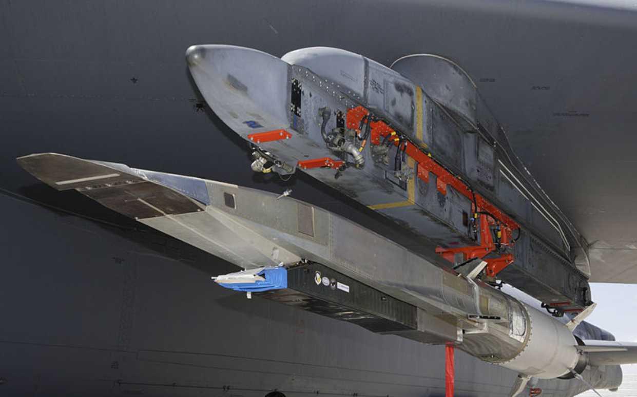 Pentagon akan mulai menguji senjata hipersonik lebih awal dari yang diperkirakan