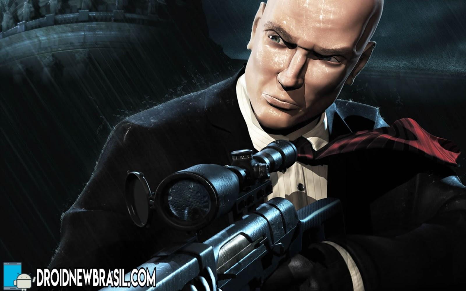 Sniper Agent: The No.47 v1.0 Apk – OBB