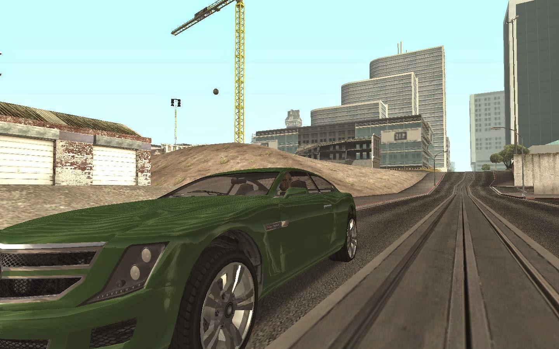TheNathanNS GTA San Andreas Mods