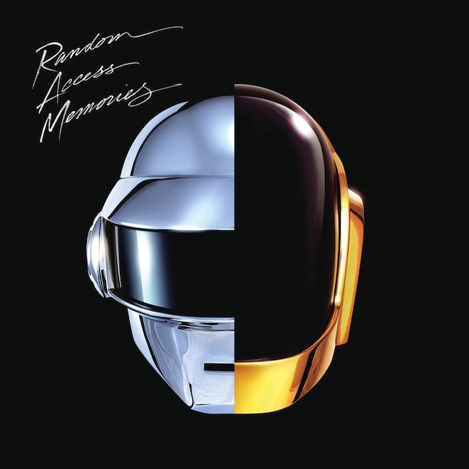 Daft Punk - Ramdom Access Memories (2013) art sound dance funk electro