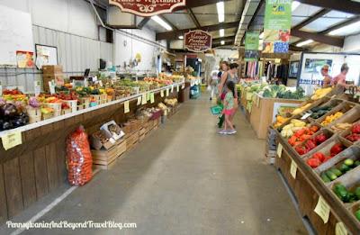 Farmstead Farmers Market in Palmyra Pennsylvania