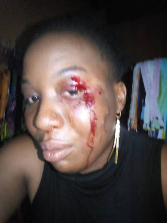 Beautiful Lady Assaulted By Power-Drunk Soldier In Abuja