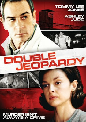 Poster Of Double Jeopardy (1999) In Hindi English Dual Audio 300MB Compressed Small Size Pc Movie Free Download Only At worldfree4u.com