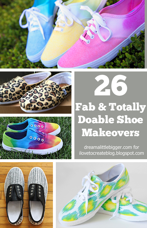 da213ffe8c30f3 Shoe makeovers are something that I absolutely love. In fact
