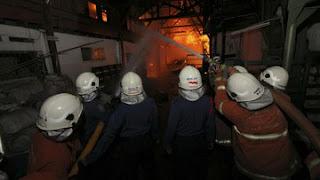 Polsek Ciracas Dibakar Massa Pada Selasa Malam