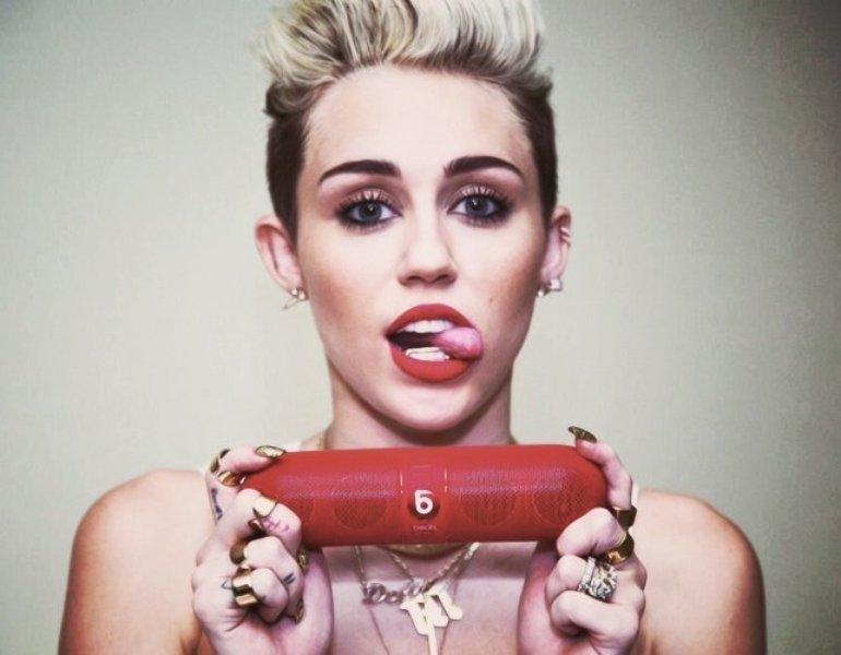 Se filtran fotos de Miley Cyrus desnuda (+18)