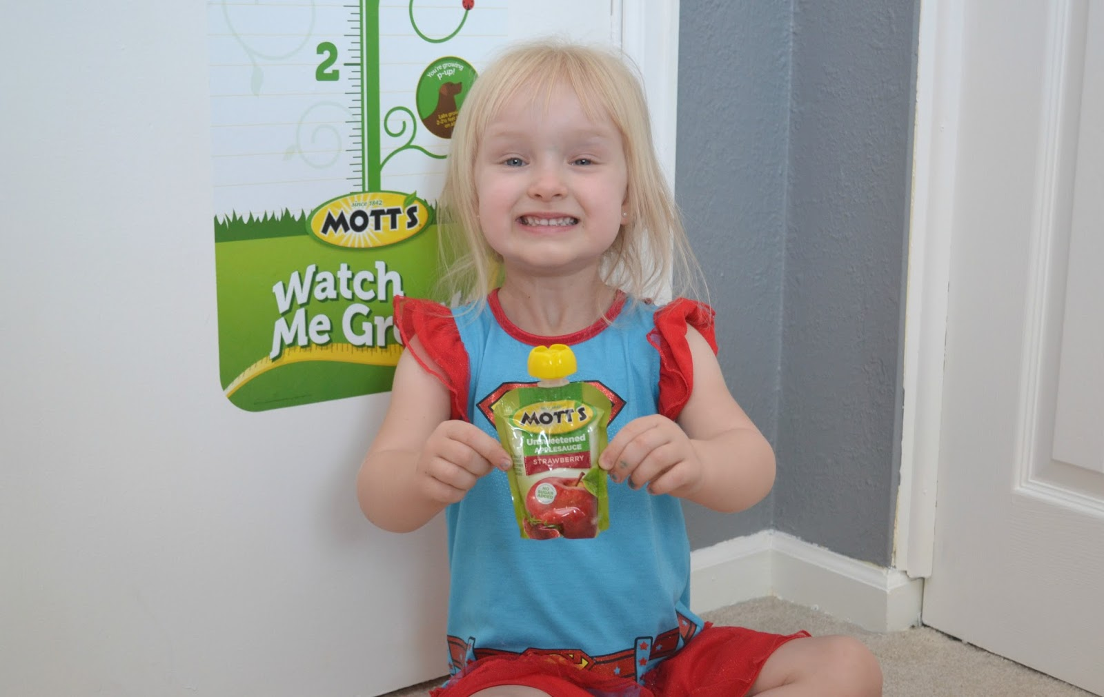 Watch us grow with mott 39 s applesauce building our story for What can you make with unsweetened applesauce