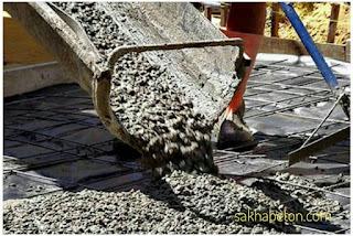 Jual beton cor bekasi