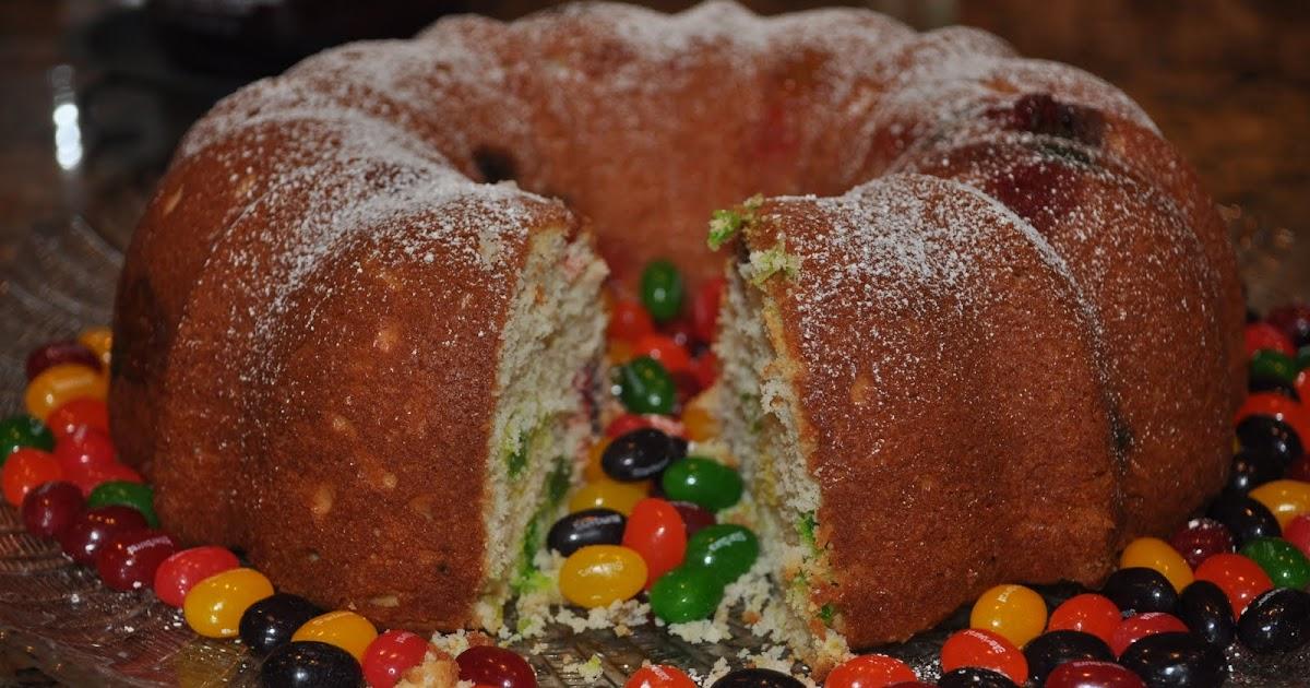 Cake Recipe Jelly Beans: Beth's Favorite Recipes: Jelly Bean Cake