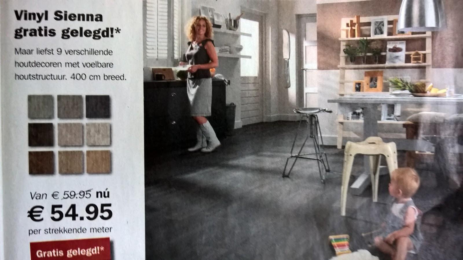 Vinyl tegels goedkoop elegant creme bruin tegels vinyl keuken