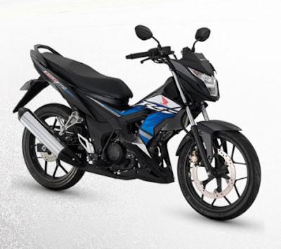 Wajah Baru Honda Sonic 2019, Tampilannya Makin Segar