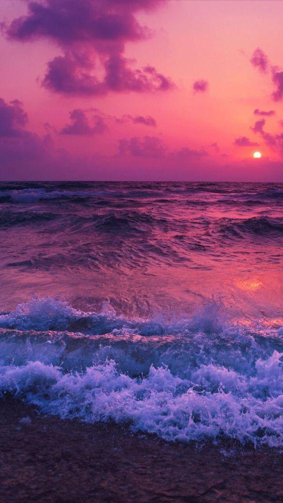Papel de Parede HD Celular Mar