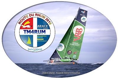 FRANCE -- ACTIVATION -- ROUTE DU RHUM 2018