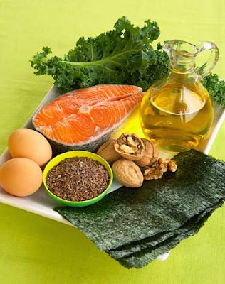 Aliments contenant de l'oméga 3