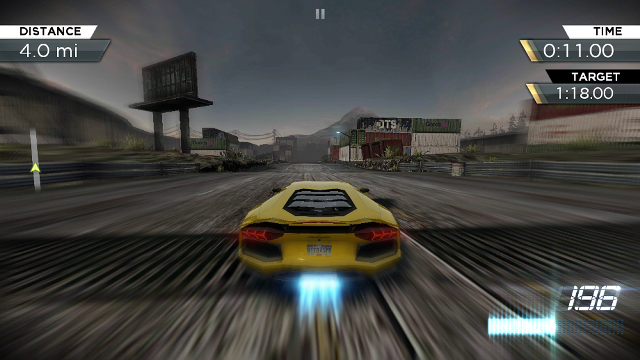 Download Need for Speed Most Wanted Android Gameplay