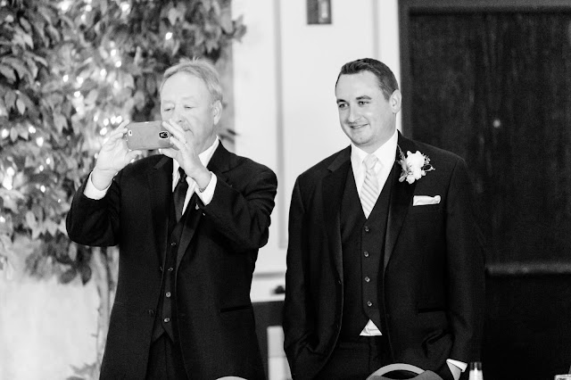 Fall Wedding in Bowie MD at Ascension Catholic Church and Comfort Inn & Conference Center   Photos by Heather Ryan Photography
