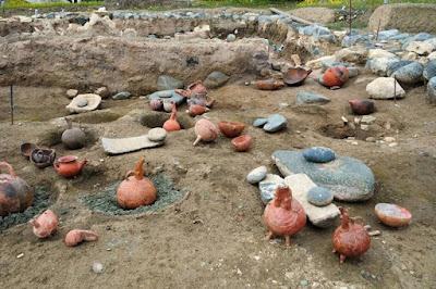 Ανασκαφή στην Κύπρο αποκαλύπτει βιομηχανική μονάδα του 2350 π.Χ.