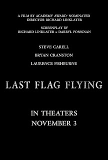 Last Flag Flying - Poster & Trailer